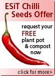 Request your plant pot and compost